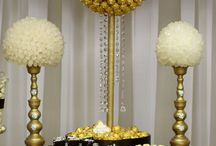 Candy Buffet Ideas / by FavoursBoutique