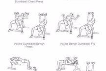 упражнения д.груди