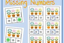 Numbers / A board dedicated to showcasing Number resources created by TeachInABox teacher sellers / members