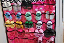 doll organization / by Elaine Laws