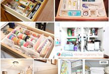 Get Organised / Solutions to make life easier