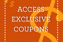 Couponing and Budget Friendly / by Terri Boswell