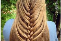 Hairstyles / This board is about styles we make on hairs