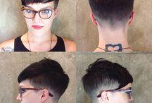 Short hair / by Susie Otto