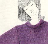 scuola scollo di maglioni