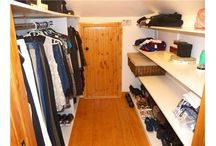 Team Lorraine Mulligan Walk in wardrobe