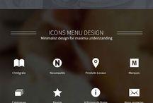 Restaurant apps / Vormgeving opdracht 2 - Restaurant lijst