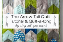 Quilting Ideas / Ideas for Quilts / by Katie Verrill