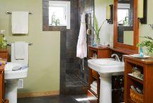 Bathroom / by Bonnie Chretien