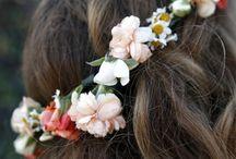 || MODE || couronnes de fleurs