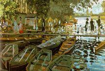 Pintores: Claude Monet