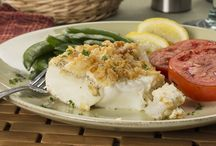 Fish Recipes / selected or received from the web