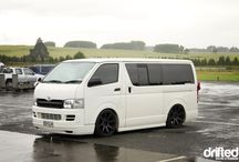 My vans
