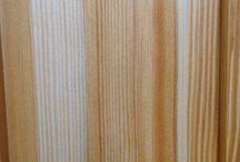 Transparante houten kozijnen (lariks)