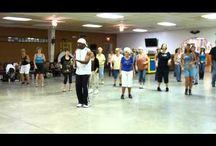 Dancing/ zumba / by Amber Green