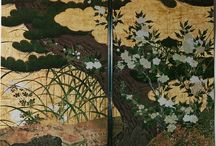 (1539-1610)長谷川等伯 Hasegawa Tōhaku