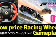 Forza Horizon 3 - Low price Racing Wheel Gameplay - フォルツァホライゾン3 - 低価格ハンコンゲームプレイ / Forza Horizon 3 -  Low price Racing Wheel Gameplay -  フォルツァホライゾン3 - 低価格ハンコンゲームプレイ   Xbox One用の低価格ハンコン「Thrustmaster Ferrari 458 Spider Racing Wheel」を使用した「Forza Horizon 3」ゲームプレイです。なるべくクリーンなプレイを目指したいところですが毎度フラフラボコボコです… 低価格ハンコンでどの程度まで楽しめるか遊びながらの実験でもあります。 FFB付きハンコンを購入するまでこれでユルユルと気長に遊んでいきます!  ● Playlist 再生リスト https://goo.gl/nLxyCp