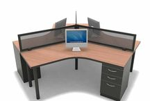 Benching & Desking / Benching and desking systems are designed to promote employees to work together, sharing information and ideas. Here are some of favorite open spaces!