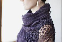 Crochet - horgolás - sál, sapi, ruha