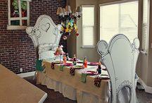 Party ideas: Princess & The Pea