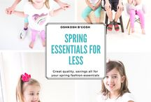 Spring Recipes, Crafts and Ideas