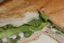 Sandwiches / by Terri Erwin