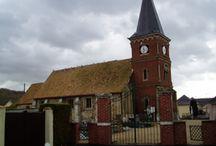 Incarville / #Incarville est un village agréable aux alentours des Gîtes du #Manoir Saint-Ouen à #Léry