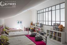 Maisons de rêve : photos d'intérieur / Découvrez l'intérieur de maisons d'exceptions, par Maisons Elysees Ocean, constructeur en Charente Maritime