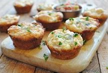 Muffin Tin Recipes / by Ashley Rodriguez