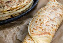 Wraps und Pfannkuchen aus aller Welt