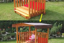 Outdoor Play/Toys / Ideas for the garden and outdoor play and toys