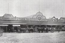 Hanmer Springs Circa 1900