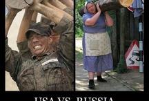 RUSSIA - I love you :D