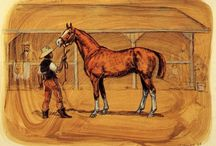 Kentucky Derby Winners / by TK Farms
