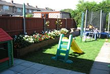 Kid friendly garden