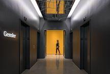 Corporate | Lift Lobby