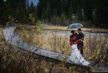 Stewart creek weddings Canmore
