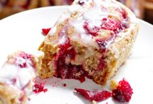 Breakfast Breads, Muffins & Rolls / such a sweet way to start the day! / by Anne McErlean