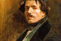 Eugene delacroix (1798 – 1863)Eugene delacroix