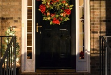 Holiday Front Door / by Cathie Moros