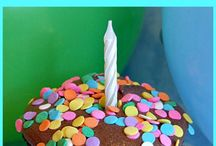 Birthdays / by Kendra Baron Hunter