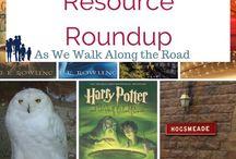 Harry Potter Homeschooling Resources