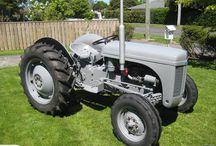 Fergie / Massey Ferguson tractors