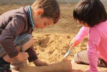 Activitats per fer amb nens / Museus, granjes, tallers, ... espais on els nens puguin gaudir de ple.
