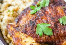 Chicken/Poultry recipes