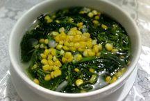 Resep Sup / Aneka resep sup untuk keluarga.