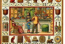 Jeu - board game.