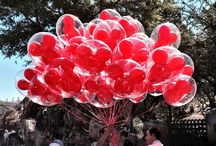 A Dozen Red Balloons- WIP / My NaNo 2015 WIP. YA romantic comedy set at Disneyland. You've Got Mail meets Meant to Be.