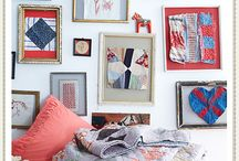 Art quilts / Love art quilts with lots of dimension