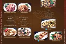 sulawesi@kemang menu / Something delicious from our seafood restaurants